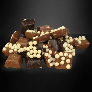 Afbeeldingen van Chocolade zakje (150gr)