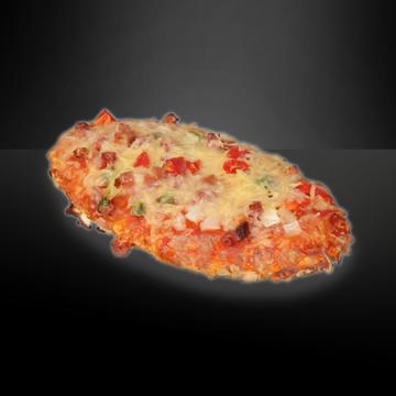 Afbeeldingen van Pizzabroodje Hawaii